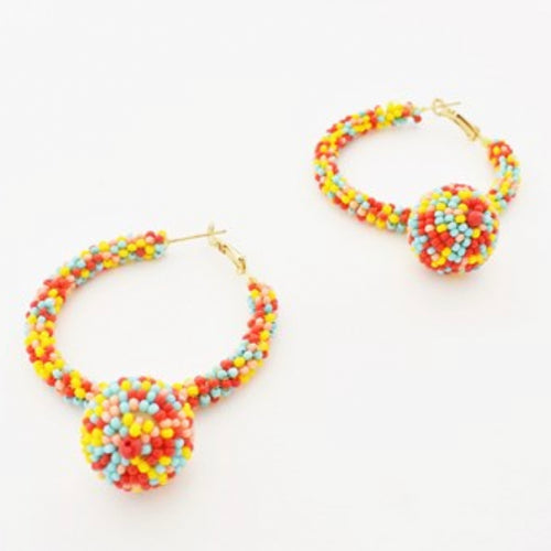 Kyi Beaded Earrings