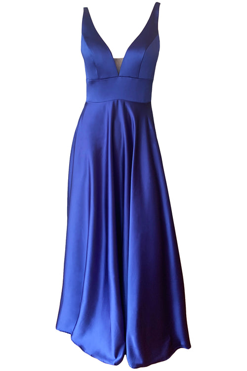 Lilia Gown - Royal Blue
