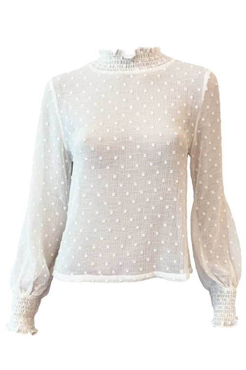 Margot Blouse - White