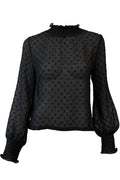 Margot Blouse - Black