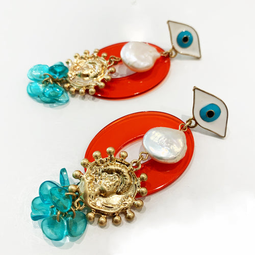 Modstar Earrings