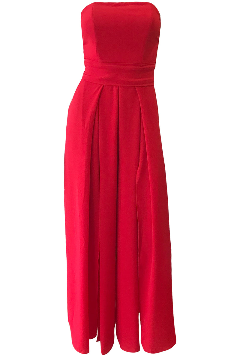 Montana Jumpsuit - Red