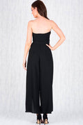 Montana Jumpsuit - Black - BACK IN STOCK