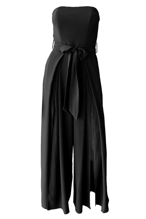 Montana Jumpsuit - Black