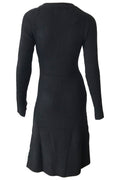 Rosslyn Knit Dress - Black