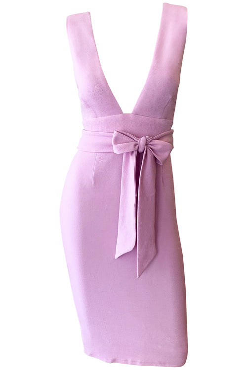 Tasha Dress - Lilac