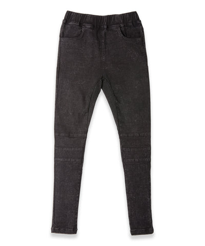 Stretch Skinny Jeans - Vintage Black