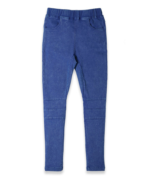 Stretch Skinny Jeans - Vintage Blue (last one size 6)