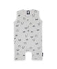Organic Baby A Cat for Everyone Singlet Romper