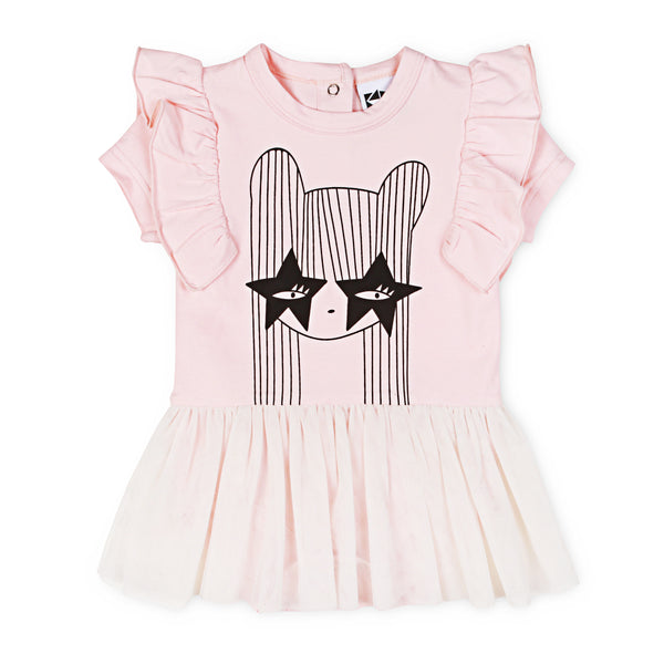 Starry Eye Tutu Baby Dress