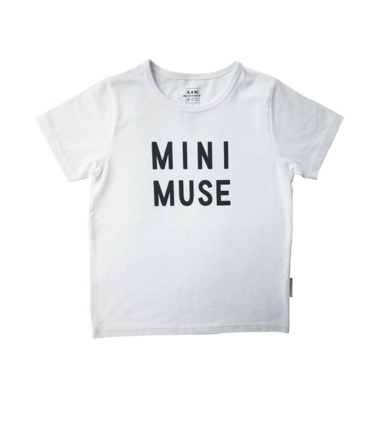 Mini Muse Kids Tee