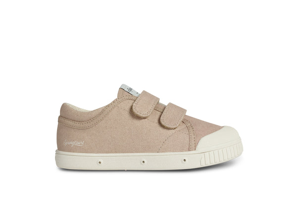 Old Taupe Velcro Canvas