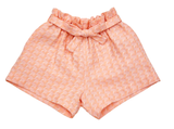 Peach Shorts (last two left - sizes 6-7 years)