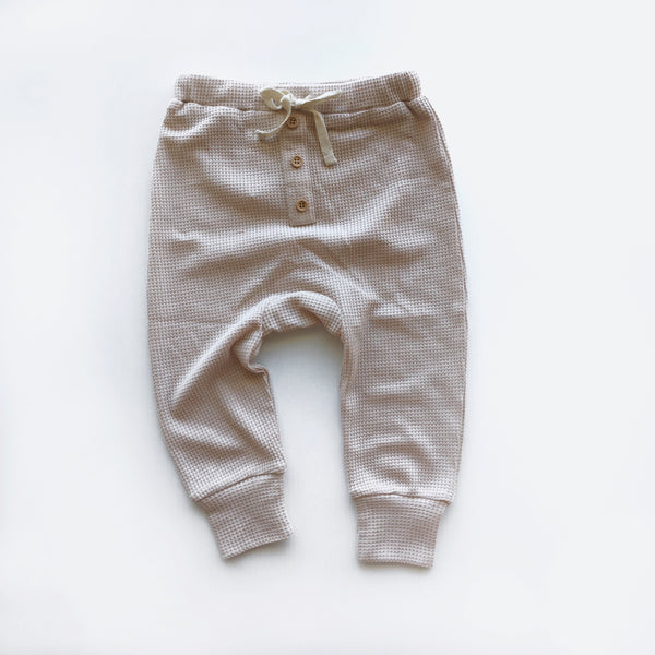 Everyday Pants - Beige (last one size 3)