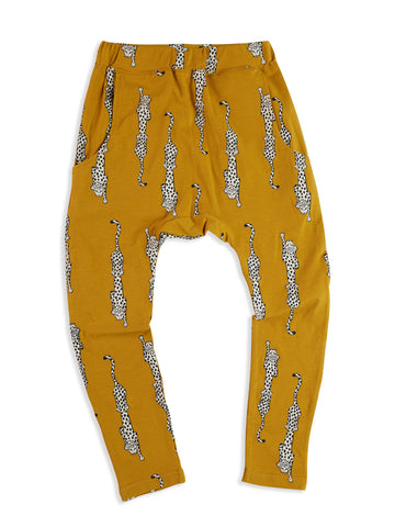 Leopard Low Slung Pant (last one size 6-7 years)