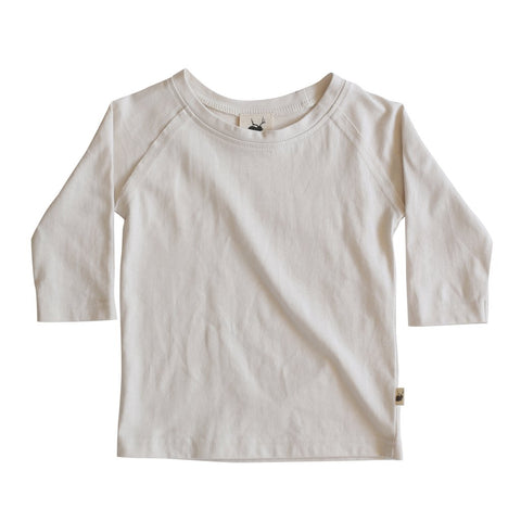Milk Long Sleeve Tee (last one size 3-6 months)