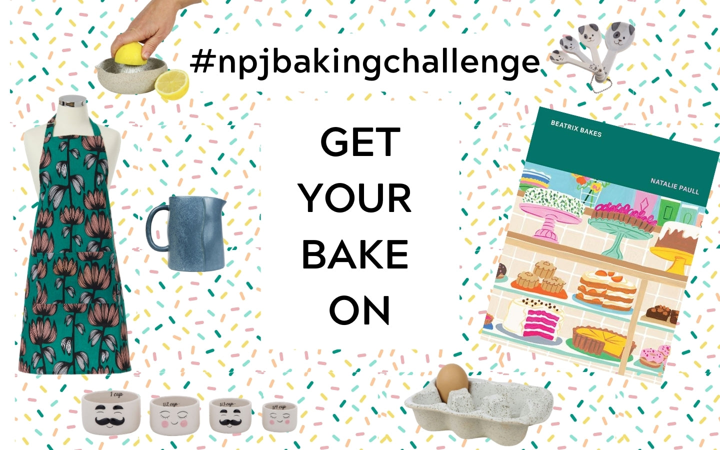 NPJ Living Baking Challenge