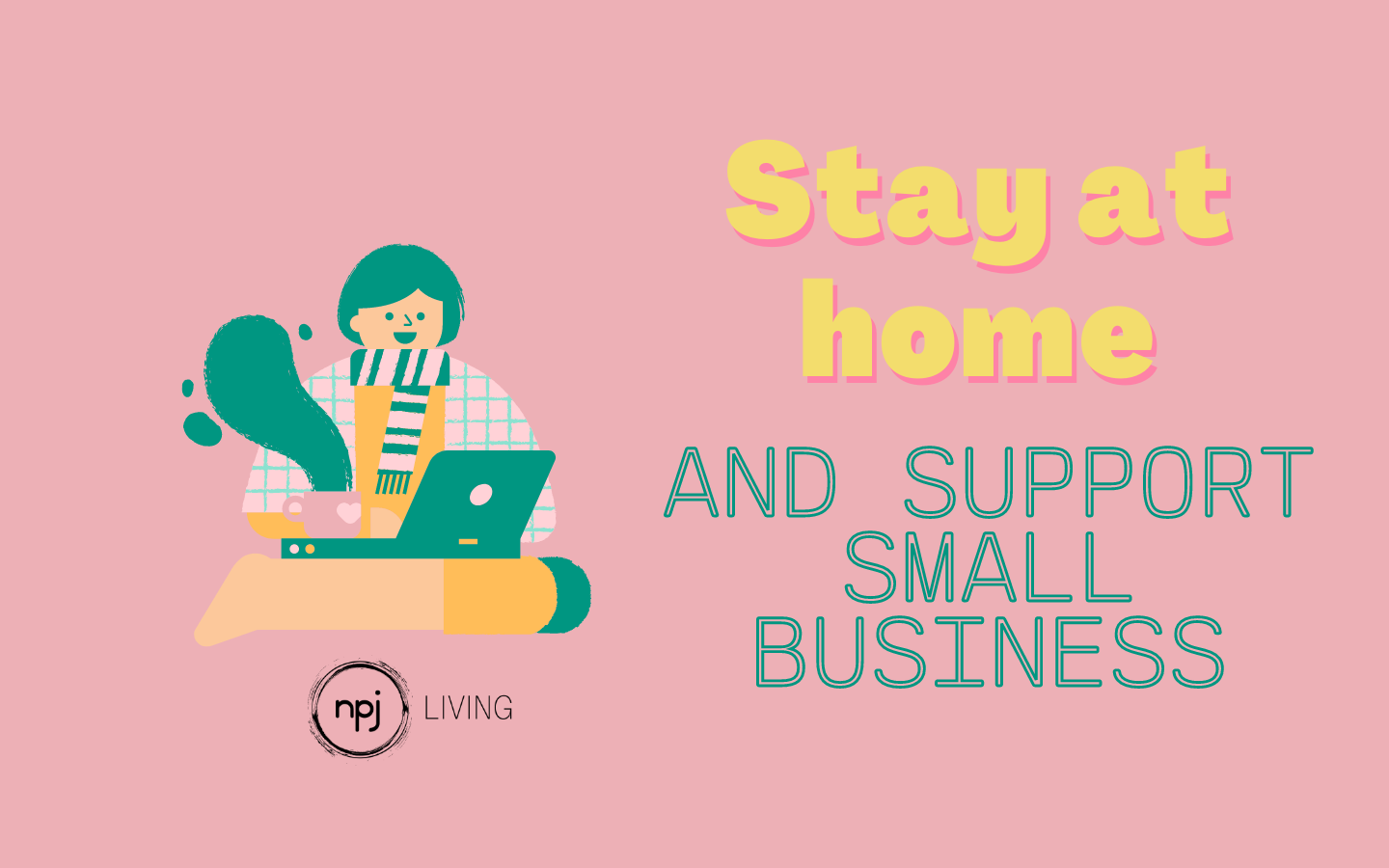 How to Stay Busy at Home and Support Small Business at the Same Time