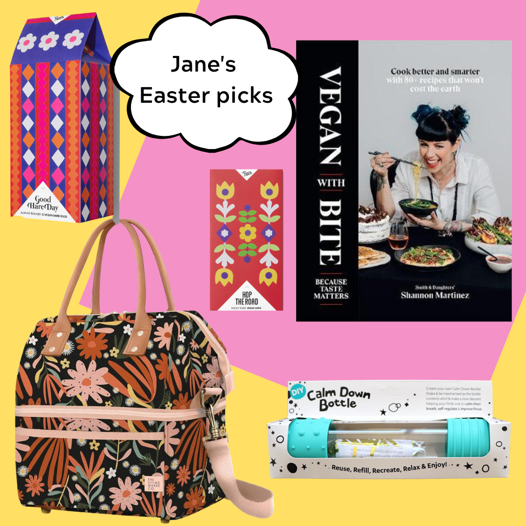 Our staff picks for Easter 2021 - Jane