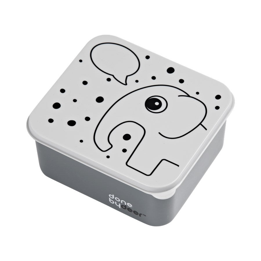 Elphee Lunch Box - Grey