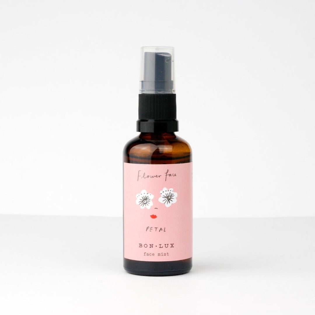 Petal Flowerface Face Mist