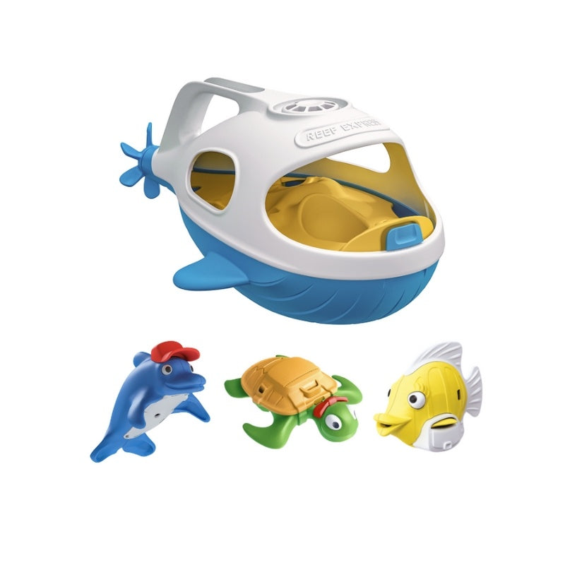 Reef Express Bath Toy