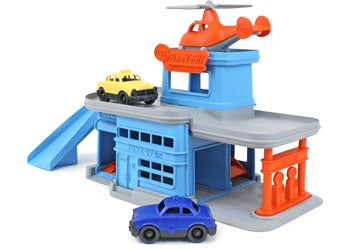 Parking Garage - Green Toys