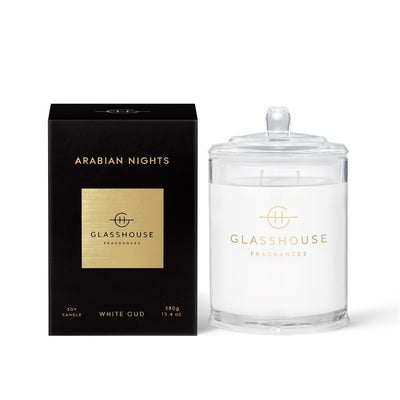 Arabian Nights Candle