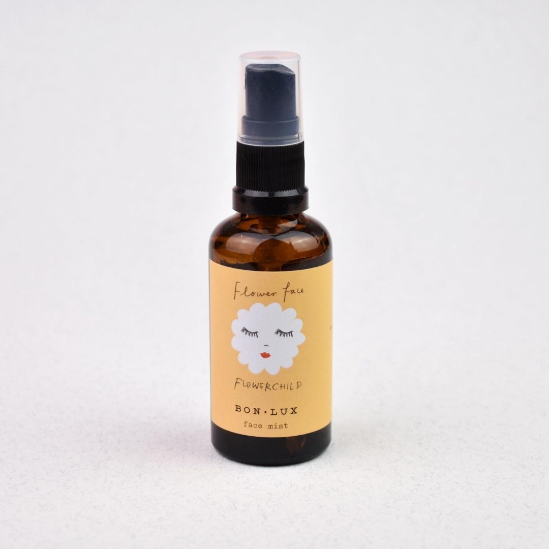 Flowerchild Flowerface Face Mist - npj Living Flemington