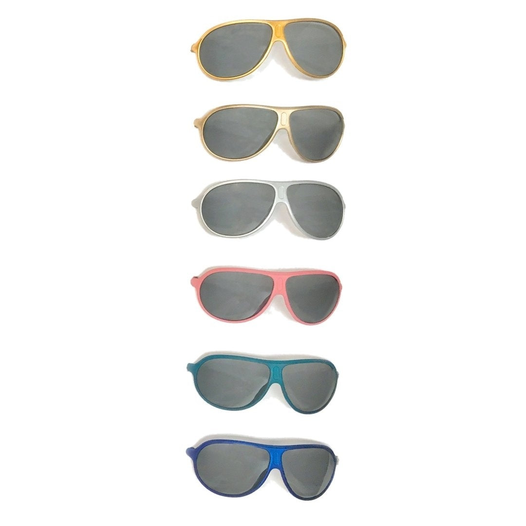 Metallic Sunglasses - Kids