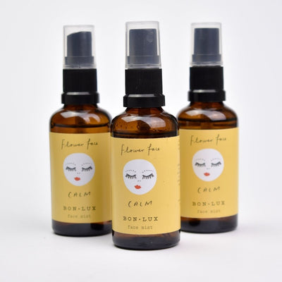 Calm Flowerface Face Mist