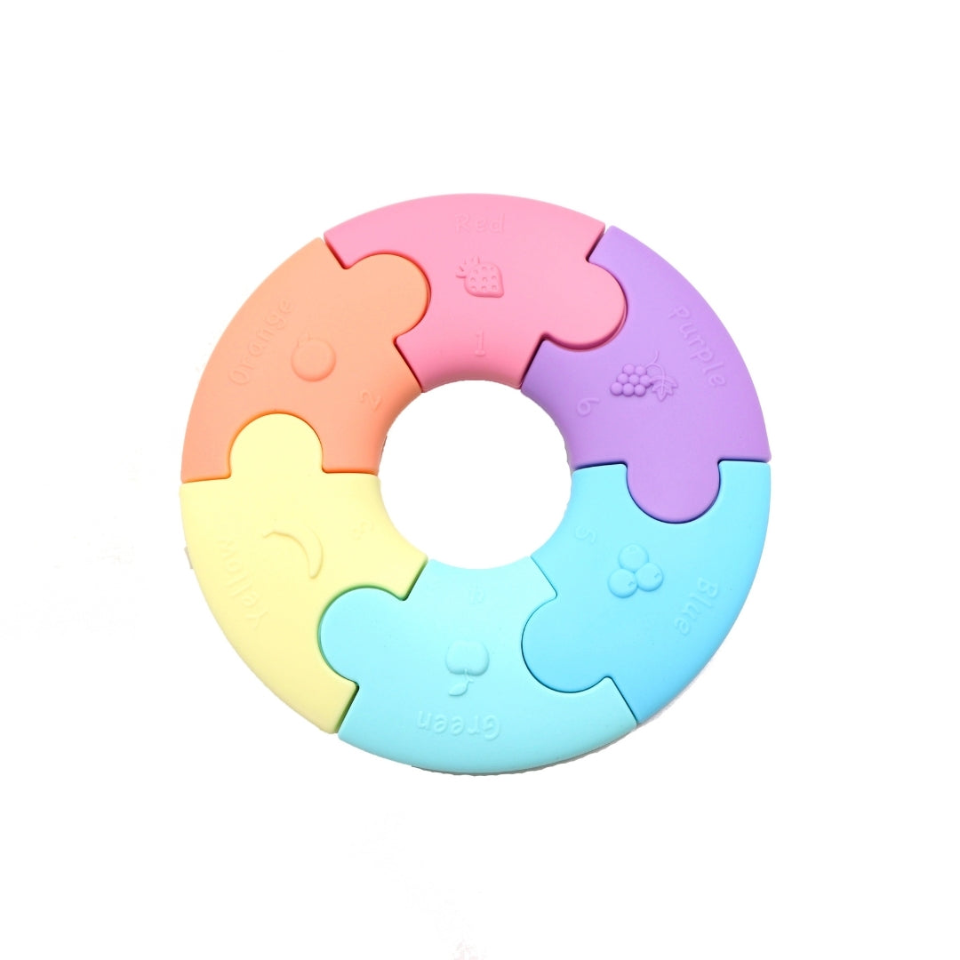 Colour Wheel - Rainbow Pastel