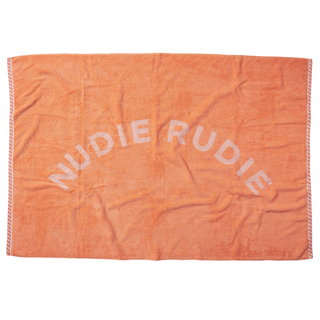 Taffy Nudie Rudie Towels - Melon