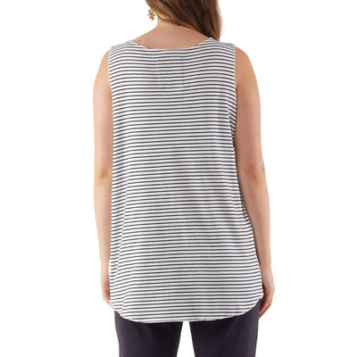 Lottie Layer Tank - White