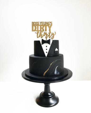 Occasion Cakes | BOW by LazyBaking | Bespoke & Wedding Cakes | Hong Kong