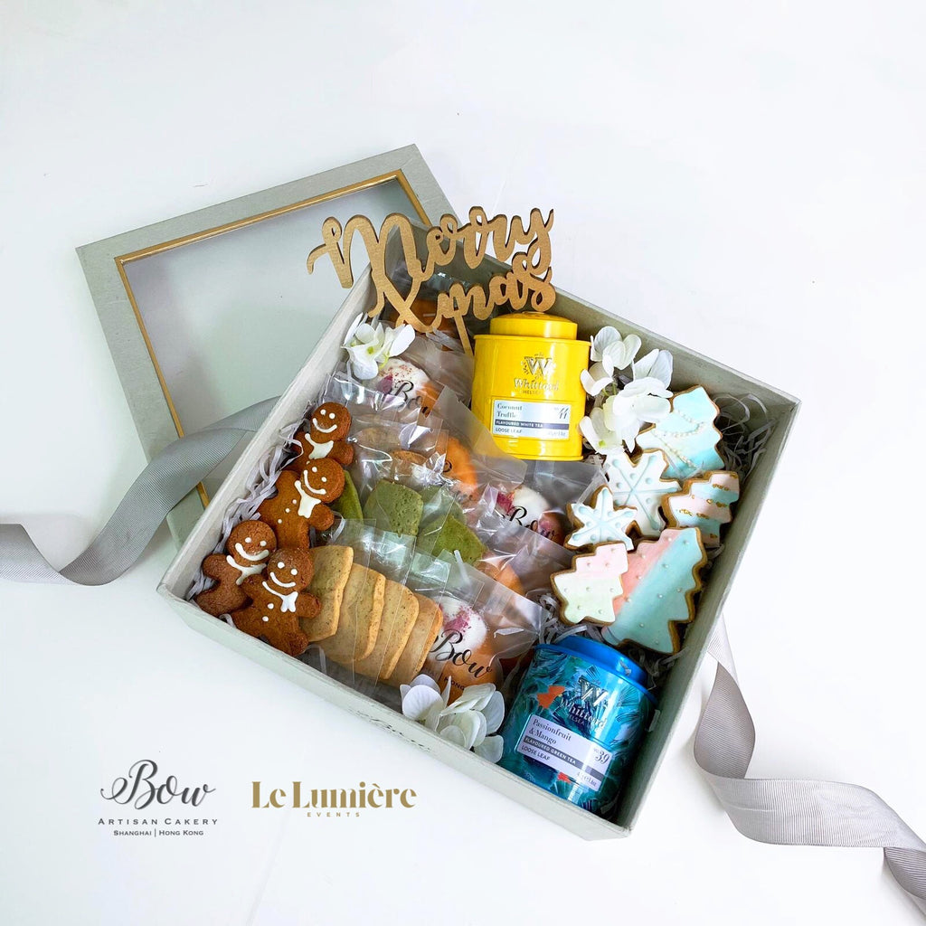 Xmas Hamper | Bow by Lazy Baking | Christmas | Hong Kong