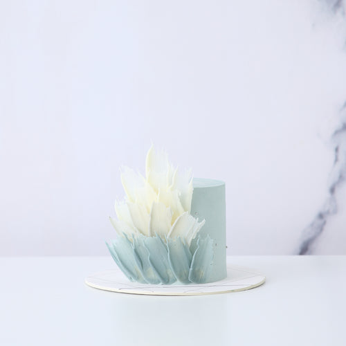 Feathers Cake | Cake Redemption