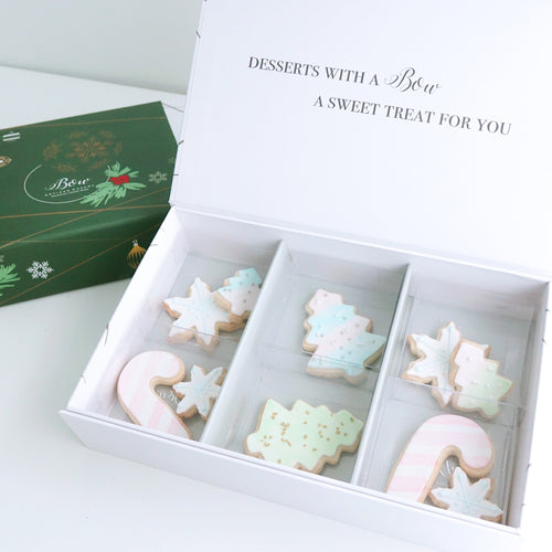 Xmas Cookies | BOW Artisan Cakery | Christmas Treats | Hong Kong