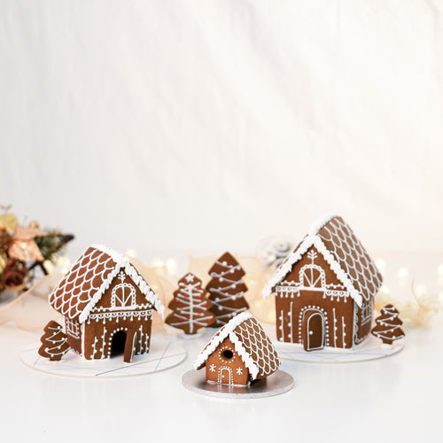 X'mas Gingerbread House