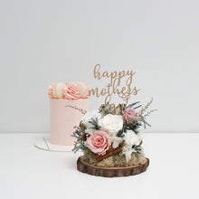 Cake & Flowers | BOW Artisan Cakery | Mother's Day Cakes | Hong Kong