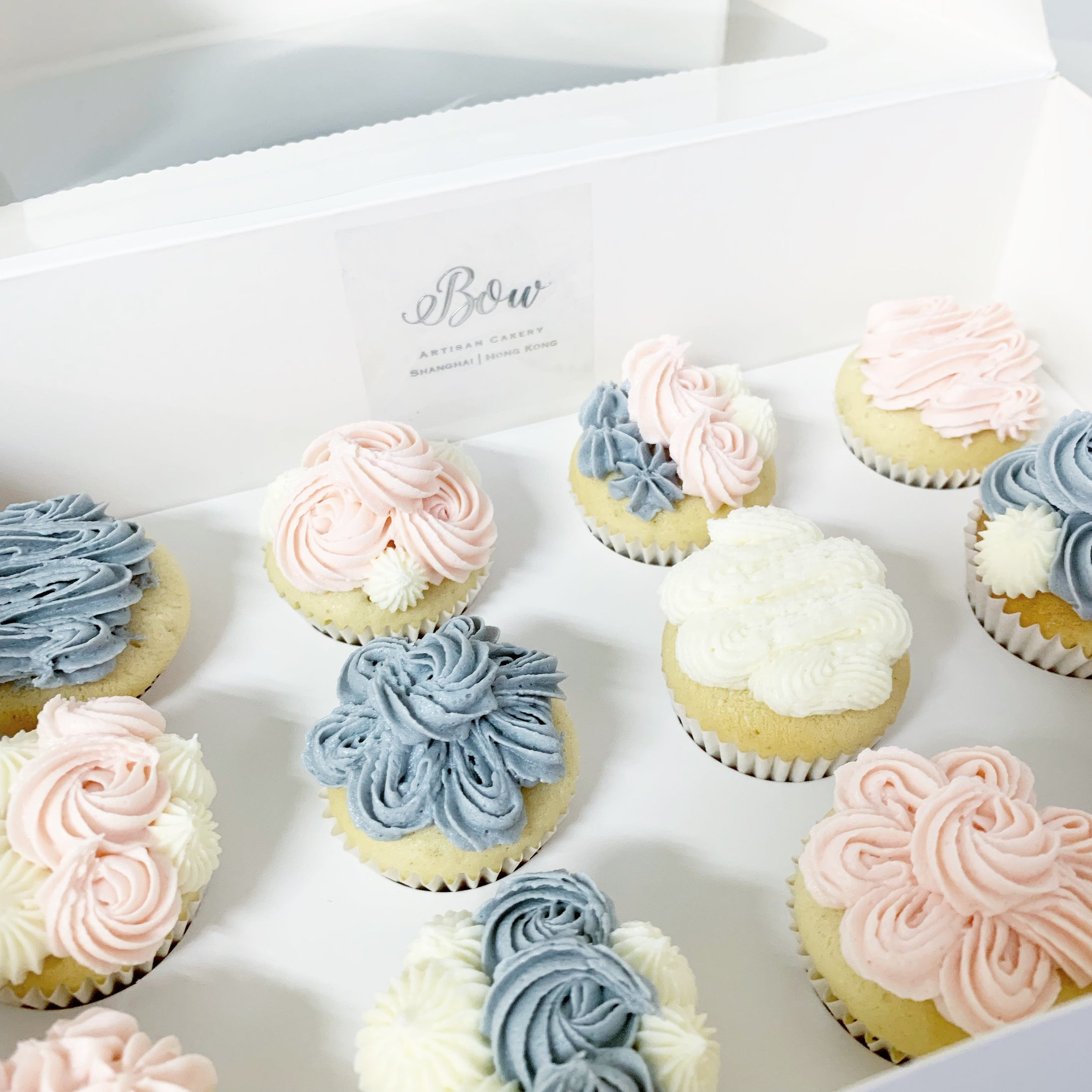 Mini Cupcake | BOW Aritsan Cakery | Weddings & Occasions | Hong Kong