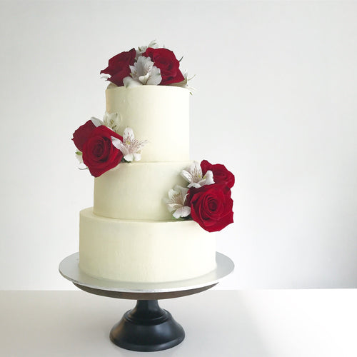 Classic Wedding Cake [Three Tier]
