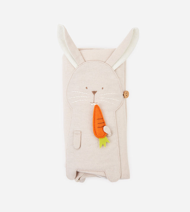 Multifunction Doll Hoodie Baby Blanket - Rabbit Little Mia
