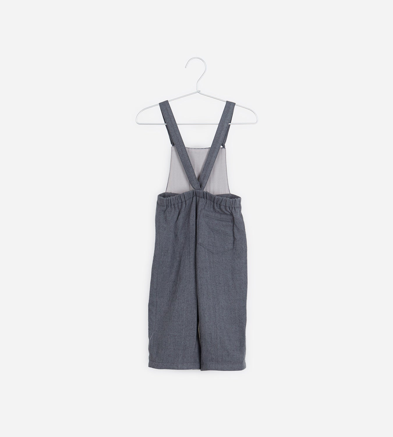 Front Pleated Overall