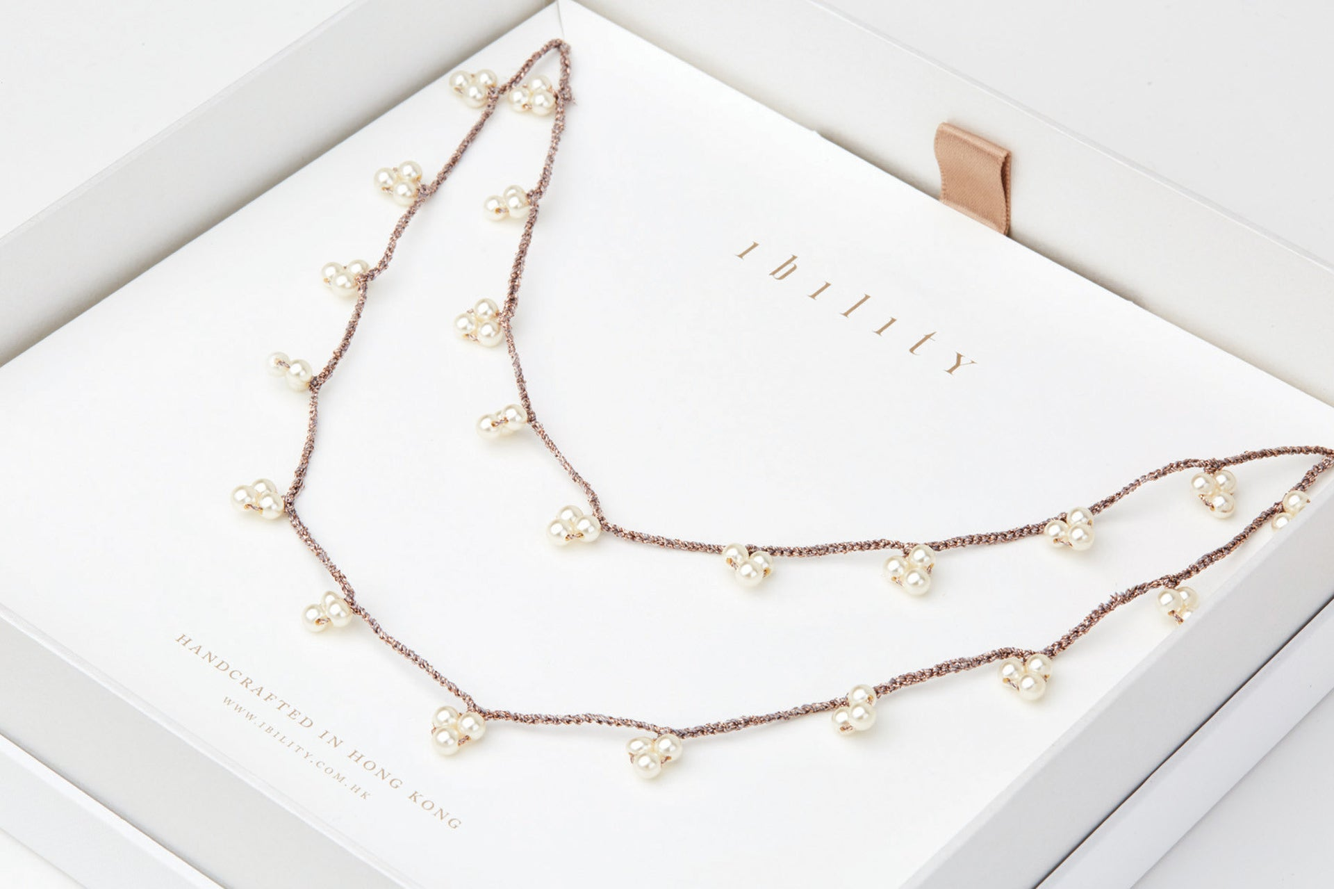 Stardust, Twinkle Long Necklace