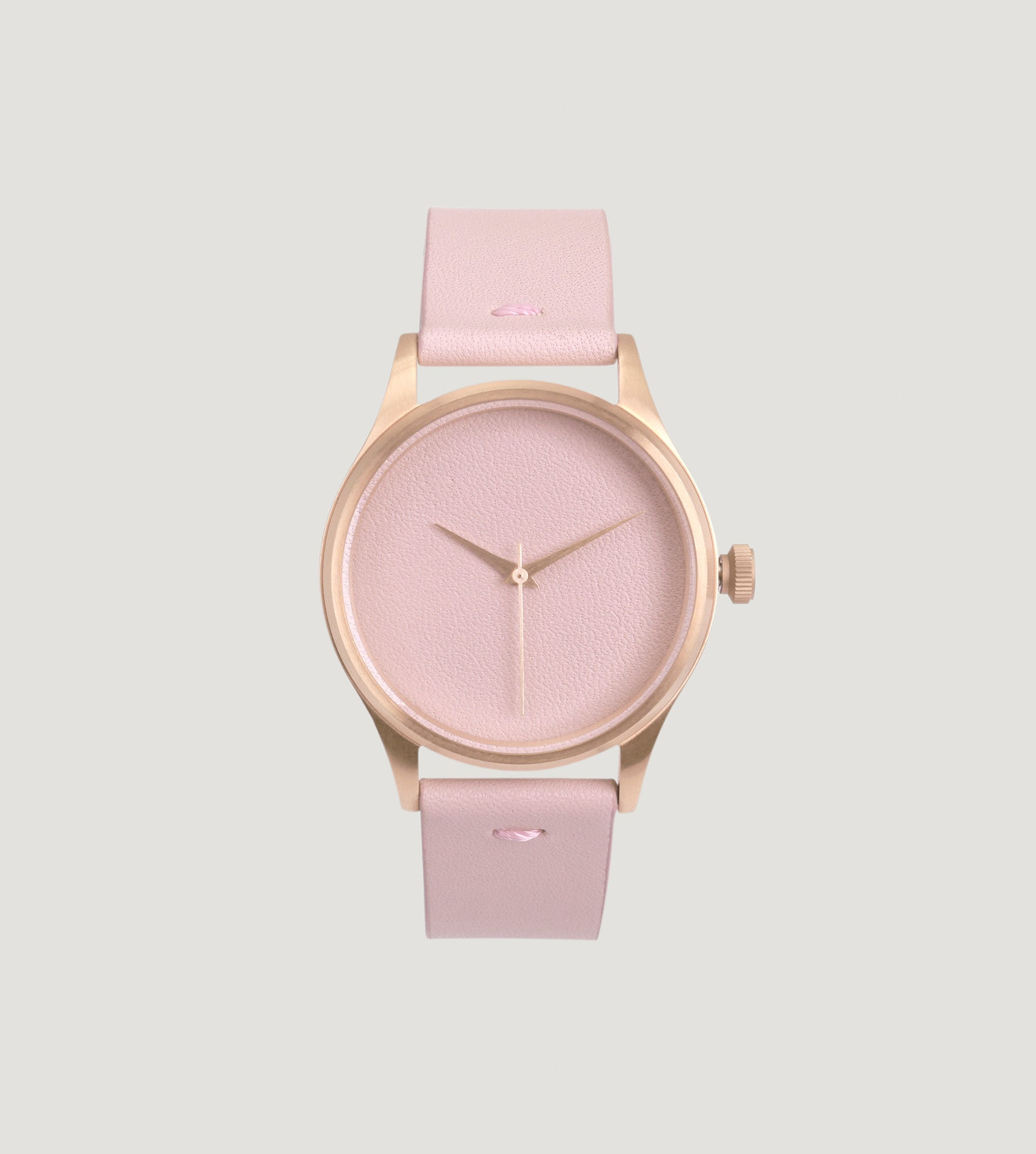 In One's Skin Watch (Peach)