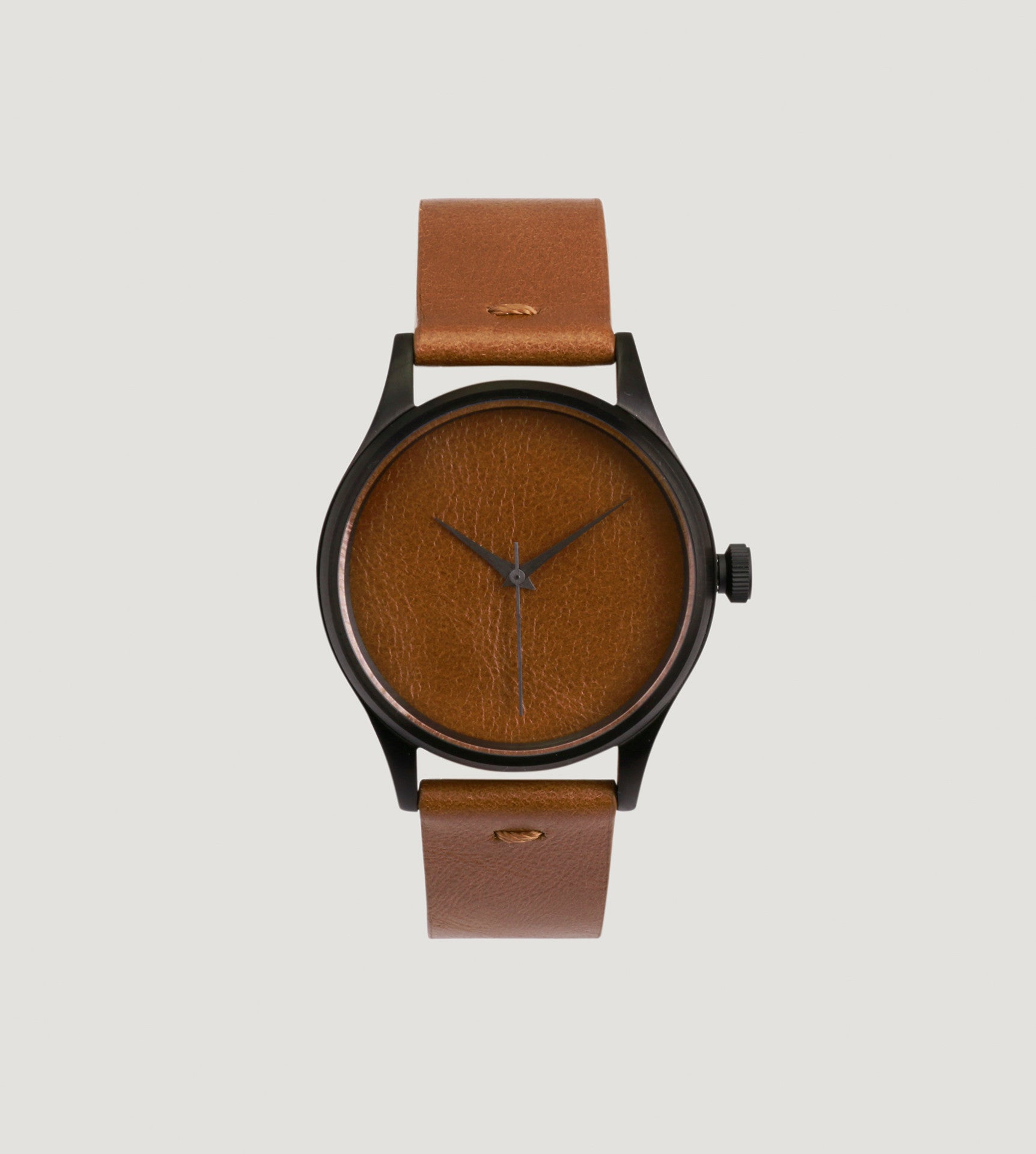 In One's Skin Watch (Mocha)