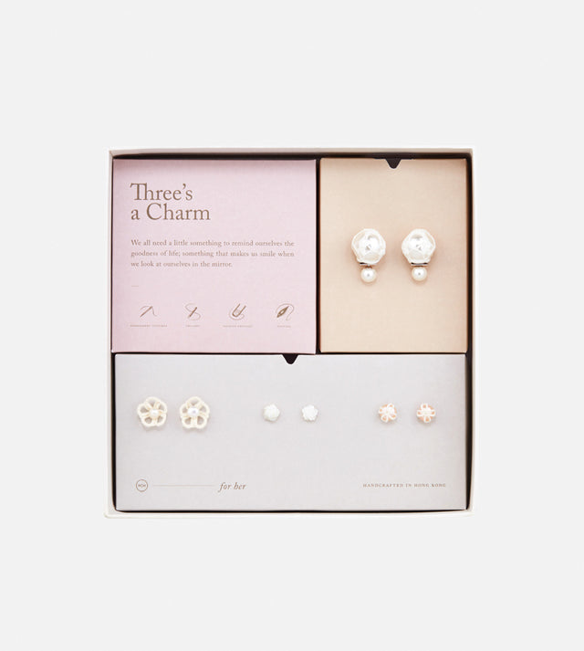 Three's a Charm Series - Blossom