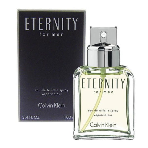 Calvin Klein Eternity EDT/MEN - BonjourCosmetics.net