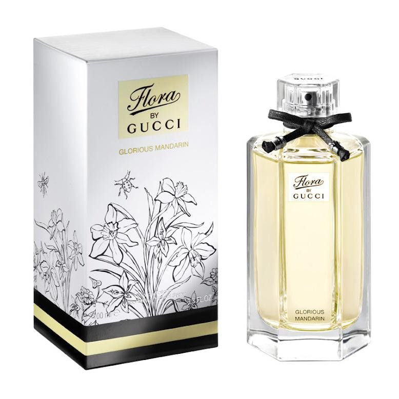 Flora by Gucci Glorious Mandarin EDT - BonjourCosmetics.net